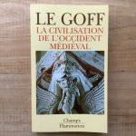 La civilisation de l'Occident medieval