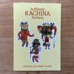 Authentic Kachina Stickers
