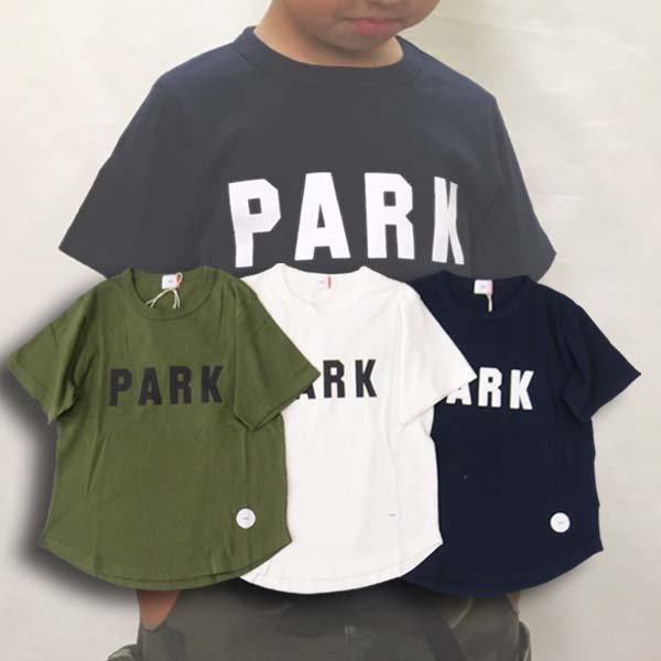 FOV フォブ【お値打ちTシャツ登場】PARKプリントTEEシャツ