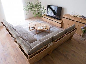 LIBERIA Corner Sofa