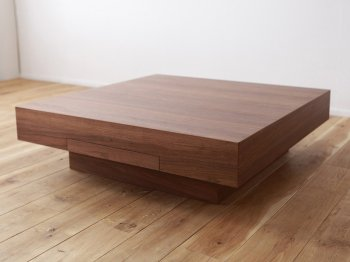 CHOCOLAT Living Table (wood top)