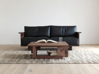 CARAMELLA Living Table wood