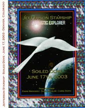 JEFFERSON STARSHIP / Live at Soiled Dove2003 (2008Remaster) (DVD-R 正規盤)