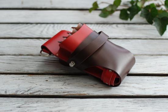 赤チョコ茶4赤