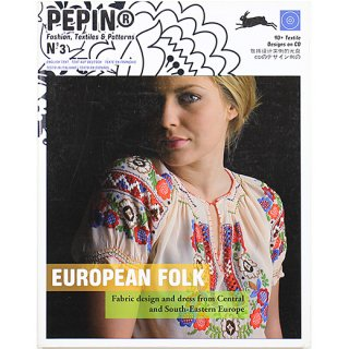 European Folk: Fabric Design and Dress from Central and South-Eastern Europe ヨーロピアン・フォーク