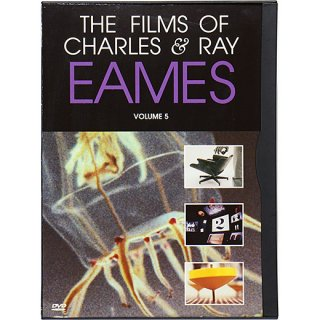 The Films of Charles & Ray Eames: Volume 5 チャールズ&レイ・イームズ
