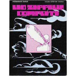 Led Zeppelin Complete: Intermediate Guitar レッド・ツェッペリン コンプリート:中級ギター