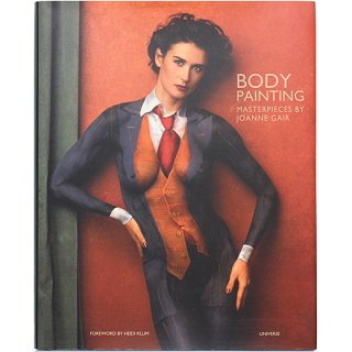 Body Painting: Masterpieces by Joanne Gair ボディペインティング