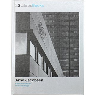 <img class='new_mark_img1' src='//img.shop-pro.jp/img/new/icons5.gif' style='border:none;display:inline;margin:0px;padding:0px;width:auto;' />Arne Jacobsen: Edificios Publicos / Public Buildings (2G Libros Books) アルネ・ヤコブセン