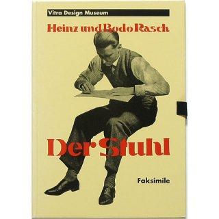Heinz und Bodo Rasch: Der Stuhl ハインツ & ボード・ラッシュ:椅子