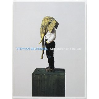 シュテファン・バルケンホール:木の彫刻とレリーフ STEPHAN BALKENHOL: Skulpturen und Reliefs