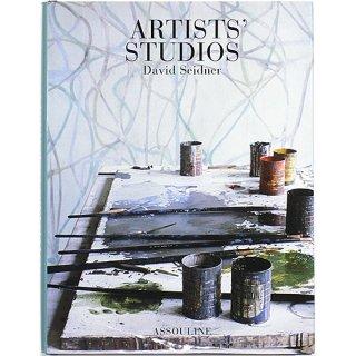 <img class='new_mark_img1' src='https://img.shop-pro.jp/img/new/icons31.gif' style='border:none;display:inline;margin:0px;padding:0px;width:auto;' />David Seidner: Artists' Studios デイビット・セイドナー:アーティストスタジオ