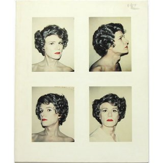 Andy Warhol Polaroids 1971-1986 アンディー・ウォーホル ポラロイズ 1971-1986