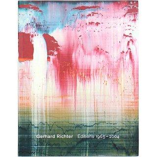Gerhard Richter: Editions 1965-2004 Catalogue Raisonne ゲルハルト・リヒター:エディション