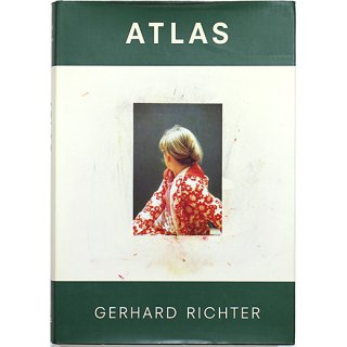 <img class='new_mark_img1' src='//img.shop-pro.jp/img/new/icons31.gif' style='border:none;display:inline;margin:0px;padding:0px;width:auto;' />Gerhard Richter: Atlas of the Photographs Collages and Sketches ゲルハルト・リヒター:アトラス