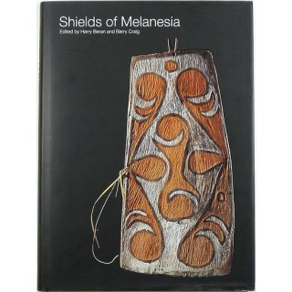 Shields of Melanesia メラネシアの盾