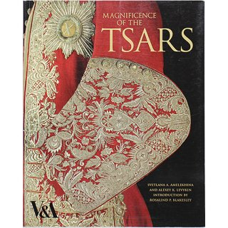 <img class='new_mark_img1' src='//img.shop-pro.jp/img/new/icons5.gif' style='border:none;display:inline;margin:0px;padding:0px;width:auto;' />Magnificence of the Tsars: Ceremonial Men's Dress of the Russian Imperial Court, 1721-1917