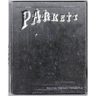 Parkett No. 83 パルケット Vol. 83 - 2008