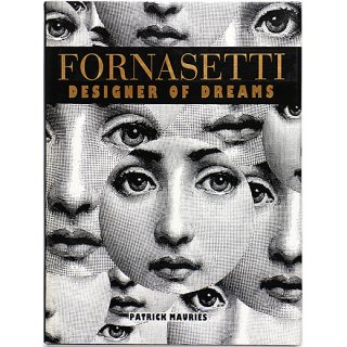 <img class='new_mark_img1' src='https://img.shop-pro.jp/img/new/icons58.gif' style='border:none;display:inline;margin:0px;padding:0px;width:auto;' />Fornasetti: Designer of Dreams フォルナセッティ