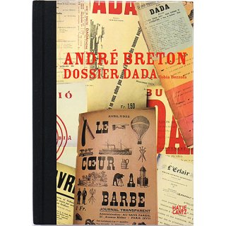 <img class='new_mark_img1' src='//img.shop-pro.jp/img/new/icons5.gif' style='border:none;display:inline;margin:0px;padding:0px;width:auto;' />Andre Breton: Dossier Dada アンドレ・ブルトン:ダダ・ファイル