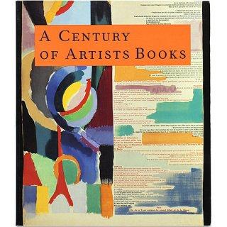 A Century of Artists Books アーティストブックの世紀