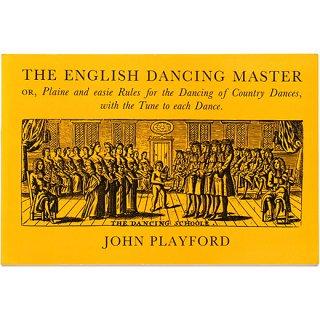 The English Dancing Master イングリッシュ・ダンシング・マスター
