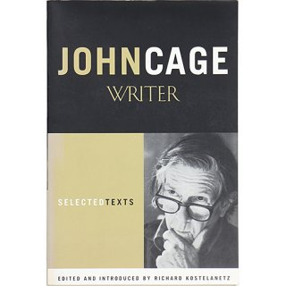 <img class='new_mark_img1' src='//img.shop-pro.jp/img/new/icons5.gif' style='border:none;display:inline;margin:0px;padding:0px;width:auto;' />John Cage: Writer: Selected Texts ジョン・ケージ:ライター