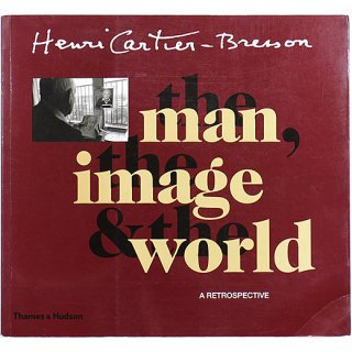 <img class='new_mark_img1' src='//img.shop-pro.jp/img/new/icons5.gif' style='border:none;display:inline;margin:0px;padding:0px;width:auto;' />Henri Cartier-Bresson: The Man, The Image & The World アンリ・カルティエ=ブレッソン