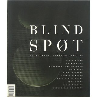 BLIND SPOT PHOTOGRAPHY PREMIERE ISSUE ブラインド・スポット