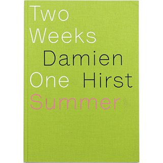 <img class='new_mark_img1' src='https://img.shop-pro.jp/img/new/icons5.gif' style='border:none;display:inline;margin:0px;padding:0px;width:auto;' />Damien Hirst: Two Weeks One Summer ダミアン・ハースト