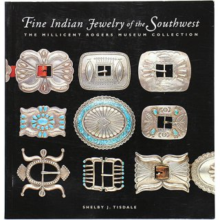 <img class='new_mark_img1' src='https://img.shop-pro.jp/img/new/icons5.gif' style='border:none;display:inline;margin:0px;padding:0px;width:auto;' />Fine Indian Jewelry of the Southwest: The Millicent Rogers Museum Collection