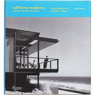 <img class='new_mark_img1' src='https://img.shop-pro.jp/img/new/icons5.gif' style='border:none;display:inline;margin:0px;padding:0px;width:auto;' />California Moderne and the Mid-Century Dream: The Architecture of Edward H. Fickett