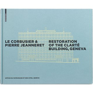 Le Corbusier & Pierre Jeanneret - Restoration of the Clarté Building, Geneva ル・コルビュジエ