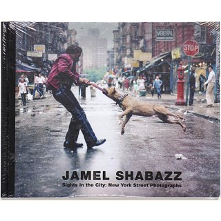 Jamel Shabazz: Sights in the City: New York Street Photographs ジャメール・シャバズ