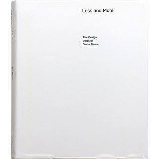 <img class='new_mark_img1' src='https://img.shop-pro.jp/img/new/icons58.gif' style='border:none;display:inline;margin:0px;padding:0px;width:auto;' />Less and More: The Design Ethos of Dieter Rams ディーター・ラムス