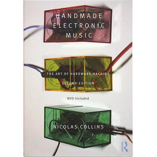 <img class='new_mark_img1' src='https://img.shop-pro.jp/img/new/icons5.gif' style='border:none;display:inline;margin:0px;padding:0px;width:auto;' />Handmade Electronic Music: The Art of Hardware Hacking (Second Edition)
