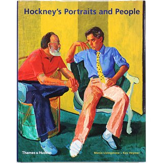 <img class='new_mark_img1' src='https://img.shop-pro.jp/img/new/icons5.gif' style='border:none;display:inline;margin:0px;padding:0px;width:auto;' />Hockney's Portraits and People: David Hockney デイヴィッド・ホックニー