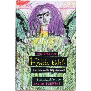 <img class='new_mark_img1' src='https://img.shop-pro.jp/img/new/icons5.gif' style='border:none;display:inline;margin:0px;padding:0px;width:auto;' />The Diary of Frida Kahlo: An Intimate Self-Portrait フリーダ・カーロの日記