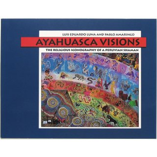 <img class='new_mark_img1' src='//img.shop-pro.jp/img/new/icons58.gif' style='border:none;display:inline;margin:0px;padding:0px;width:auto;' />Ayahuasca Visions: The Religious Iconography of a Peruvian Shaman アヤワスカ・ヴィジョン