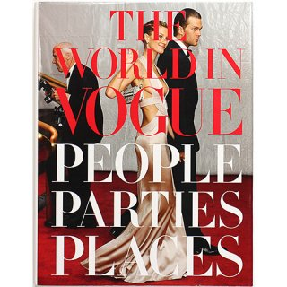 The World in Vogue: People, Parties, Places ザ・ワールド・イン・ヴォーグ