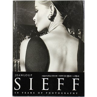 Jeanloup Sieff: 40 Years of Photography ジャンルー・シーフ