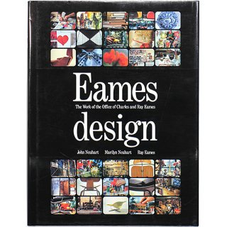 Eames Design: The Work of the Office of Charles and Ray Eames イームズデザイン