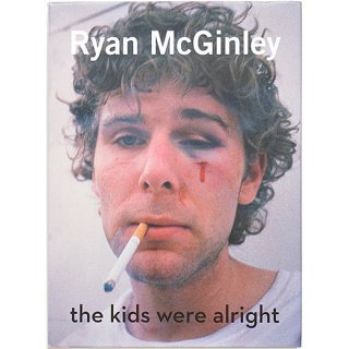 <img class='new_mark_img1' src='https://img.shop-pro.jp/img/new/icons5.gif' style='border:none;display:inline;margin:0px;padding:0px;width:auto;' />Ryan McGinley: The Kids Were Alright ライアン・マッギンレー