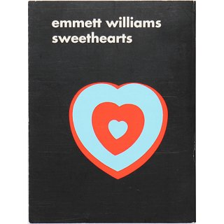<img class='new_mark_img1' src='https://img.shop-pro.jp/img/new/icons5.gif' style='border:none;display:inline;margin:0px;padding:0px;width:auto;' />Emmett Williams: Sweethearts エメット・ウィリアムズ:スウィートハーツ