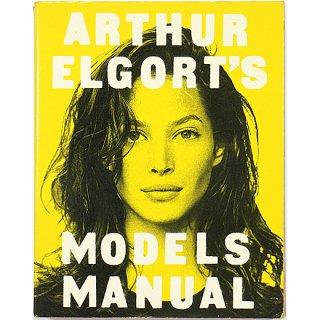 <img class='new_mark_img1' src='https://img.shop-pro.jp/img/new/icons5.gif' style='border:none;display:inline;margin:0px;padding:0px;width:auto;' />Arthur Elgort's Models Manual アーサー・エルゴートのモデル・マニュアル