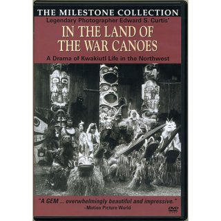 In the Land of War Canoes: A Drama of Kwakiutl Life in the Northwest 戦闘カヌーの大地