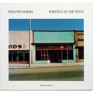 Wim Wenders: Written in the West ヴィム・ヴェンダース