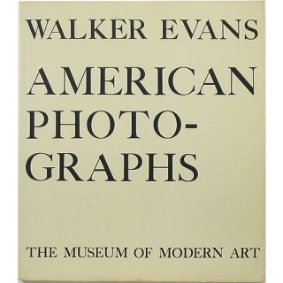 <img class='new_mark_img1' src='https://img.shop-pro.jp/img/new/icons58.gif' style='border:none;display:inline;margin:0px;padding:0px;width:auto;' />Walker Evans: American Photographs ウォーカー・エバンス:アメリカン・フォトグラフス