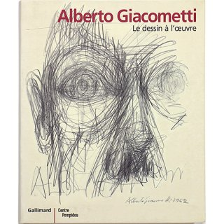 <img class='new_mark_img1' src='https://img.shop-pro.jp/img/new/icons58.gif' style='border:none;display:inline;margin:0px;padding:0px;width:auto;' />Alberto Giacometti: Le Dessin a l'Oeuvre アルベルト・ジャコメッティ:デッサンから作品へ