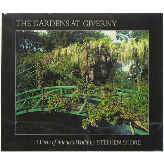 <img class='new_mark_img1' src='https://img.shop-pro.jp/img/new/icons58.gif' style='border:none;display:inline;margin:0px;padding:0px;width:auto;' />The Gardens at Giverny: A View of Monet's World by Stephen Shore
